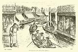 The Thames (development of the house-boat system)