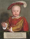 Edward VI as a Child