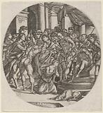 Beheading of Saint Catherine