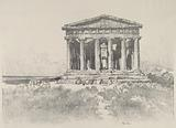 The Temple by the Sea, Temple of Concord, Girgenti