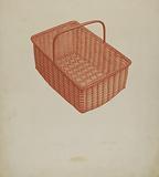 Shaker Laundry Basket