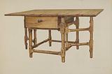 Gate-legged Dining Table