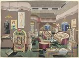 Cocktail Lounge, 1946