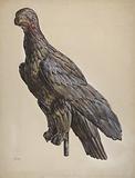 Finial Eagle