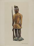 Carved Soldier