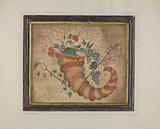 Watercolour: Cornucopia of Fruit