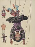 Marylin, the Trapeze Artist