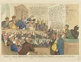 Boney's Trial, Sentence, and Dying Speech