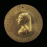 Renée de Bourbon, died 1539, Wife of Antoine, Duke of Lorraine and Bar, 1515