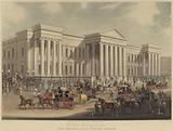 The Royal Mails Departure from the General Post Office, London