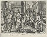 Saint Paul Preaching in Rome