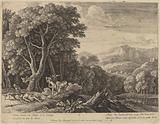 Venus Lamenting over Adonis' Death
