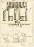 Elevation of the Church of the Holy Manger
