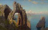 Natural Arch at Capri