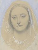 Mademoiselle Mary de Borderieux(?)