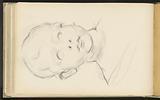 """Study of Desiderio da Settignano's """"Bust of a Child"""""""