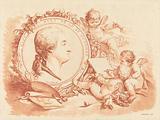 Allegorical Portrait of Jean-Baptiste Hüet