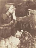 The Three Sleepers: Sophia Finlay, Harriet Farnie and Brownie