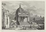 Prospetto della Chiesa di S Simeone Appostolo