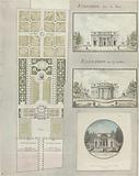 Project for the House and Gardens of Mlle Guimard