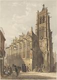 St Séverin, Paris