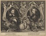 Rubens and van Dyck, a Double Portrait
