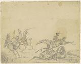 Cavaliers in Battle