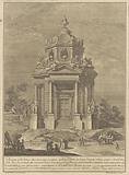 The Prima Macchina for the Chinea of 1782: The Temple of Janus Built by Numa Pompilius