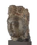 Head of the Bodhisattva Mahasthamaprapta (Dashizhi)