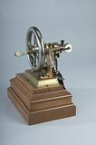 1846 Howe Jr'. S Sewing Machine Patent Model.