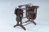 1843 Corliss's Patent Model of a Sewing Machine