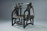 1837 Crompton's Patent Model of a Power Loom