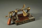 Screw Propellor, Patent Model