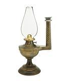 Irwin's Oil Lamp Patent Model
