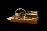 Ericsson Steam Engine, Patent Model