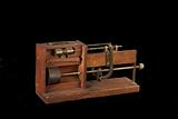 Dow Direct-Acting Steam Pump, Patent Model