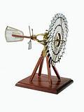 Bevil Wind Mill Patent Model