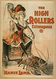 The High Rollers Extravaganza Co Date c1899
