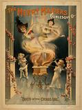 The Merry Maidens Burlesque Co Date c1897