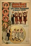 Joseph Hart Vaudeville Co direct from Weber & Fields Music Hall, New York City
