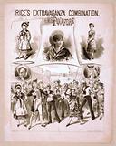 HMS. Pinafore Rice's extravaganza combination
