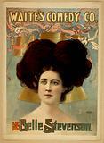 Waite's Comedy Co Date c1899