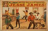 WI Swain's western spectacular production, Jesse James