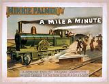A mile a minute
