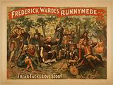 Frederick Warde's superb production of Runnymede by Wm