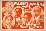 Palmer's Uncle Tom's Cabin Co Includes small portraits of George W Goodhart and Tom Dailey