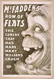 McFadden's row of flats the comedy that has made many millions laugh