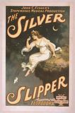 John C Fisher's supendous musical production, The silver slipper by Owen Hall & Leslie Stuart, authors of Florodora