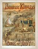 Bolossy Kiralfy's Siege of Troy