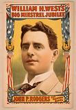 William H West's Big Minstrel Jubilee